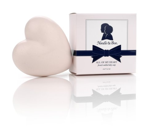 Noodle & Boo  All Of My Heart Soap, 9-Ounce Bar