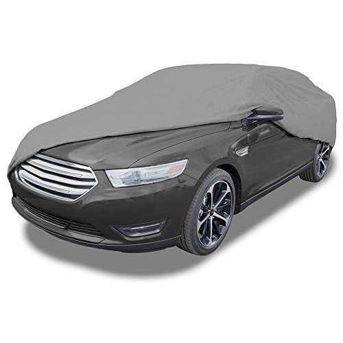 Budge Rain Barrier Car Cover Fits Sedans Up To 228 Inches