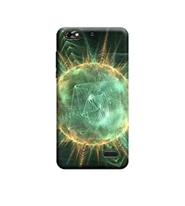 EPICCASE Premium Printed Back Case Cover With Full protection For HuaweiHonor4C (Designer Case)