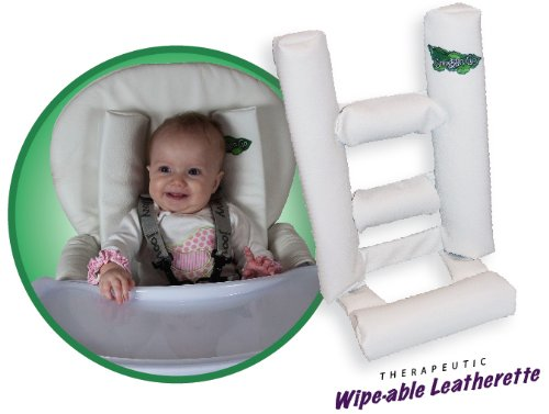 Snuggin Go Therapeutic Wipeable Seating Support, Infant - 1