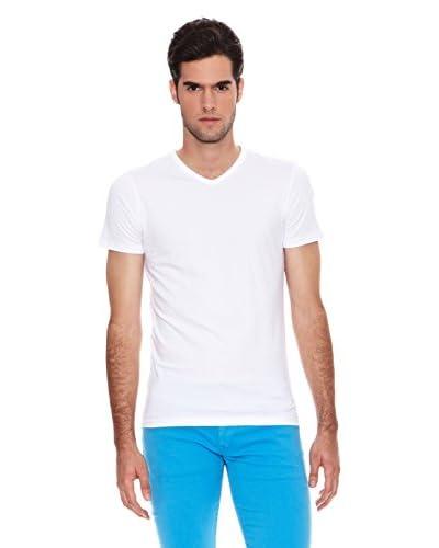 Six Valves Camiseta Manga Corta Flúor