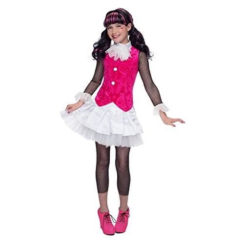 [GSG Monster High Costumes Super Quality Kids Halloween Fancy Dress] (High Priest Zombie Costumes)