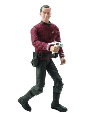 "Star Trek 2009 Warp Collection 6"" Fully Articulated & Posable Scotty"