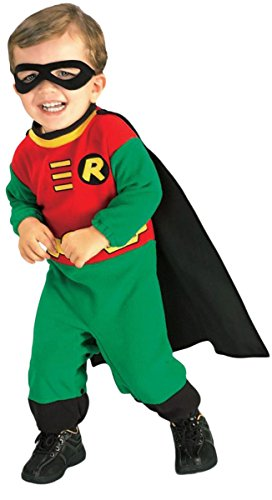 Morris Costumes Little Boys ROBIN INFANT COSTUME