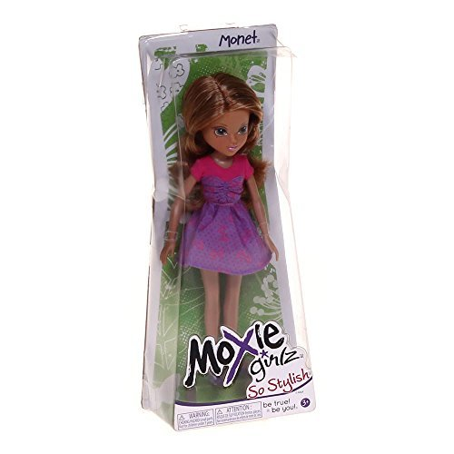 Moxie Girlz Doll- Monet - 1