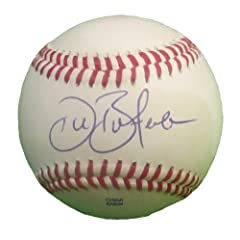 Drew Butera Autographed Signed ROLB Baseball, Los Angeles Dodgers, Minnesota Twins,...