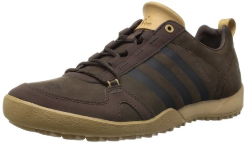 adidas Performance  DAROGA TWO 11 LEA,  Scarpe da escursionismo e trekking uomo, Marrone (Braun (MUSTANG BROWN / MUSTANG BROWN / CRAFT CANVAS F12)), 42 2/3