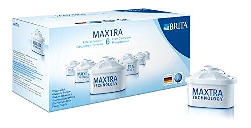Brita Maxtra Confezione 6 filtri per acqua