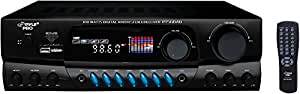 Pyle-Home PT560AU 300 Watts Digital AM/FM Stereo Receiver