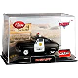 Disney / Pixar CARS Movie Exclusive 1:48 Die Cast Car In Plastic Case Sheriff [Chase Edition]