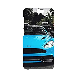 BLUEDIO Designer Printed Back case cover for HTC One A9 - G1966