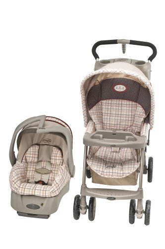 Baby's Store |   Evenflo Journey Elite Travel System  pink lemonade