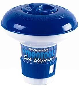 Floating Mini Tablet Swimming Pool Spa Chlorine Dispenser Swimming Pool