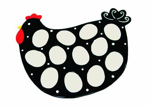 Boston Warehouse Hen House Deviled Egg Plate