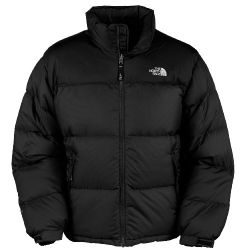 The North Face Men's Nuptse Jacket - Black (S)