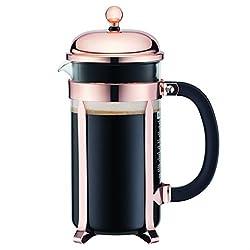 Bodum 8 Cup Chambord Classic Coffee Maker, 34 oz from Bodum