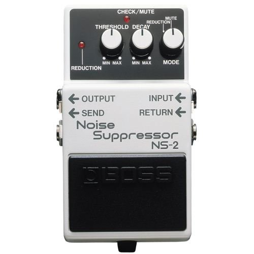 BOSS NS2 NOISE SUPPRESSOR NOISE GATE