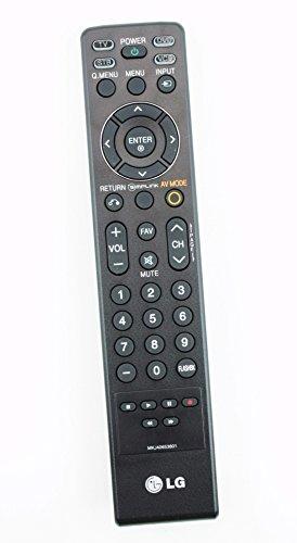 LG MKJ40653801 Factory Original Remote Control for Models: 37LG30,37LG50,42LG50,42LG30,32LG30,47LG50,52LG50 32LG60,37LG60,42LG60,47LG60,52LG60,32LG70,42LG70 47LG70,32LG30DC,42LG30UD (Lg Control Remote compare prices)