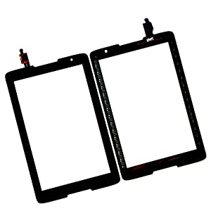 Generic Touch Screen Digitizer Front Glass Replacement Part For Lenovo IdeaTab A8-50 A5500 Tablet PC Black