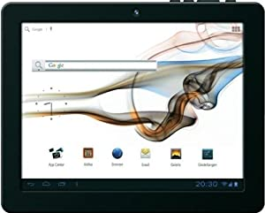 Odys Next  17,8 cm (7 Zoll) Tablet-PC (TFT Touchpanel, 1.2 GHz Cortex A 8, 1 GB RAM, 8 GB HDD, WLAN, SD, USB, Android OS 4.0.x) schwarz