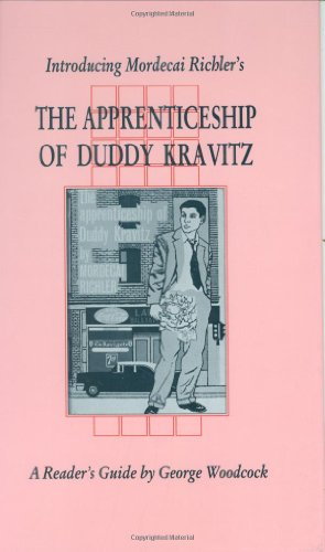 an analysis of the duddys obsession in mordecai richlers the apprenticeship of duddy kravitz