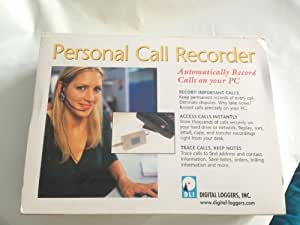 Call Recorder/Software, plugs into MIC