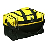 DALIX-17-Blank-Duffle-Bag-Duffel-Bag-Travel-Size-Sports-Durable-Gym-Bag