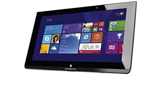 MEDION AKOYA P2211T (MD98874) 29,5cm (11,6 Zoll) Tablet (Intel Celeron N2930, 1,83GHz, 32GB Speicher, 2GB RAM, Windows 8.1, Multikartenleser) schwarz