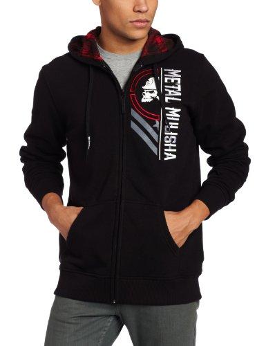Metal Mulisha - Mens Unavailable Sweatshirt, Size: Small, Color: Black