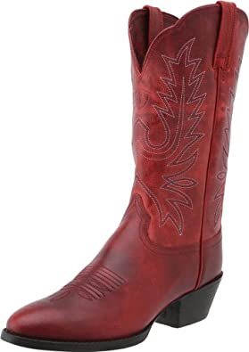 Ariat Ladies Heritage R Toe W Equestrian Boot by Ariat