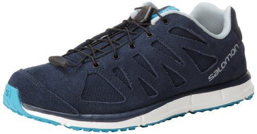 Salomon, Sneaker donna Blu deep blue/cane/glacier Einheitsgröße, Blu (deep blue/cane/glacier), 40