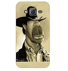 Happoz Designer Cute Cartoon Disney Hard Back Case for Samsung Galaxy E7 D272