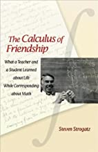 The Calculus of Friendship byStrogatz by…