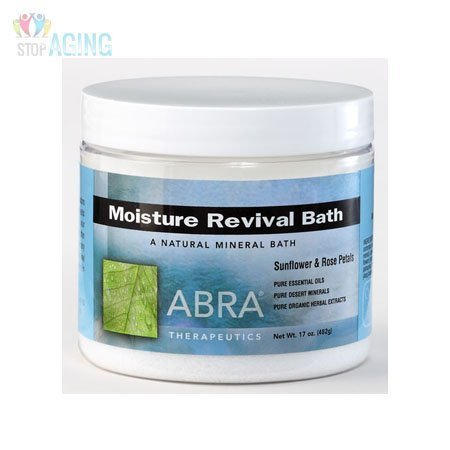 abra-therapeutics-moisture-revival-bath-sunflower-and-rose-petals-17-oz-482g-by-abra