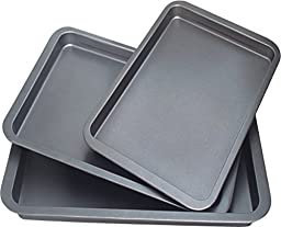 3 Pc Cookie Sheets