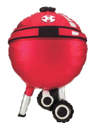 BBQ Grill Mylar Balloon