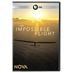 NOVA: The Impossible Flight DVD