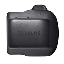 Charger Cradle Charging Dock for Samsung Gear fit Smart Watch Black