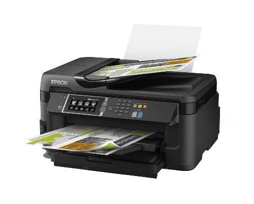 how to connect epson 7610 printer to wifi