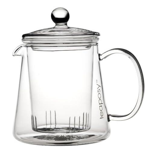 Teaposy-Tea-for-Two-Hochwertiger-Glas-Teekrug-470-ml-inklusive-Glas-Teefilter-und-Glasdeckel