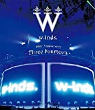 w-inds. 10th Anniversary -Three Fourteen- at 日本武道館 [Blu-ray]