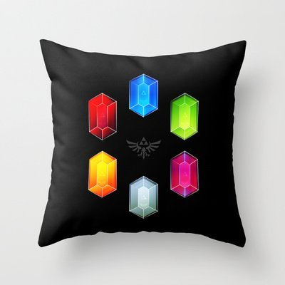 Zelda Just Want Them Rupees New arrival comfortable pillowcase