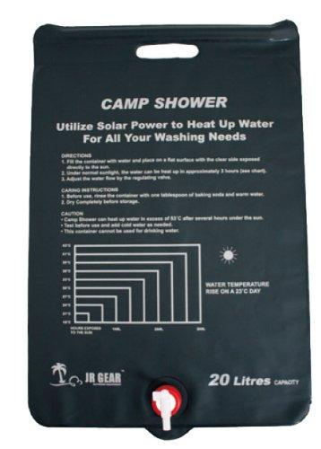JR GEAR (gear Jr) Camp Shower 20 WAB020