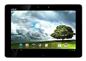 Asus TF300T-B1-BL-CB Transformer Pad TF300T 10.1-Inch 32GB Tablet with nVidia Tegra3 Processor, Tablet Only (Midnight Blue)