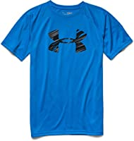 Under Armour Boys' Tech Big Logo T-Shirt by Under Armour Apparel