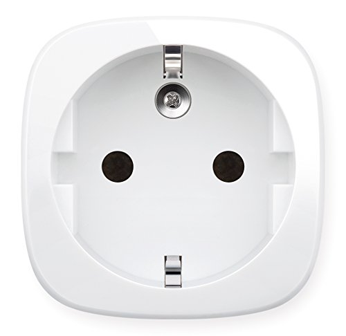 Elgato Eve Energy, Kabelloser Stromsensor & Schalter mit Apple HomeKit-Unterstützung
