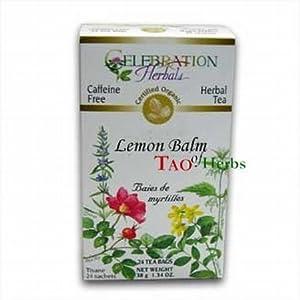 Lemon Balm Tea 24 Bags
