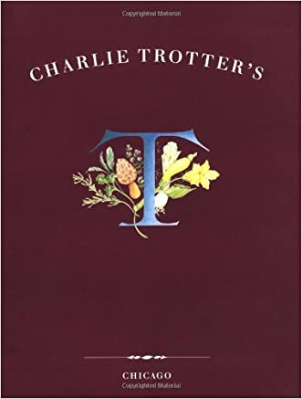 Charlie Trotter's written by Charlie Trotter