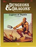 Legions of Thyatis (Dungeons and Dragons Module DDA2) (0880388722) by Nephew, John