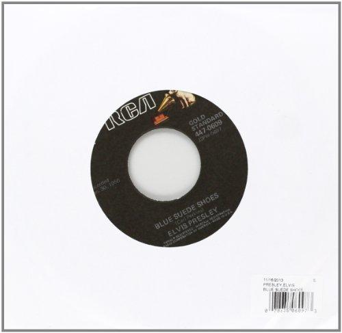 Blue Suede Shoes [Vinyl] (Elvis Presley Blue Suede Shoes compare prices)
